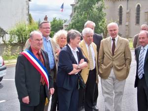 Inauguration Saint-Barnabé