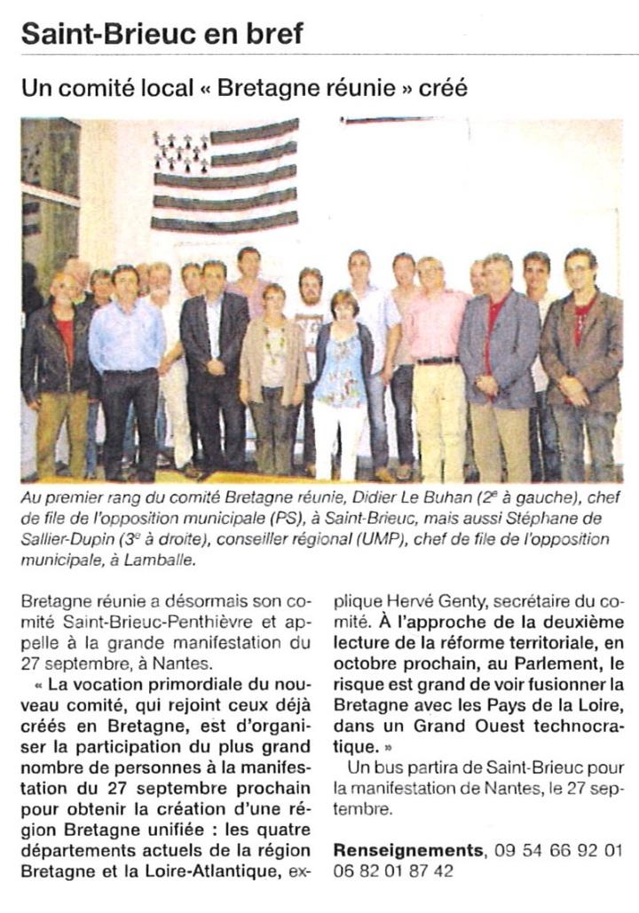 Comité BR Penthièvre